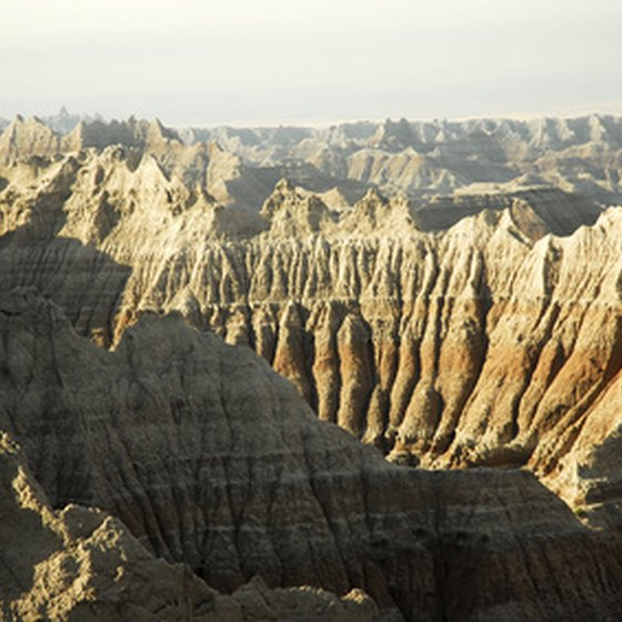North Dakota's badlands