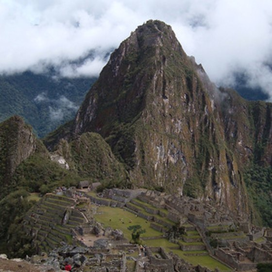 Travel to Machu Picchu on a group tour of Peru.