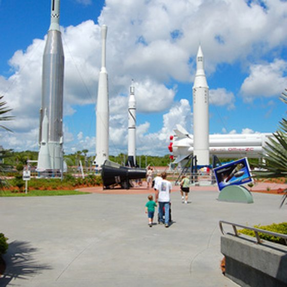 Kennedy Space Center is within an hour's drive of many of Florida's popular attractions.
