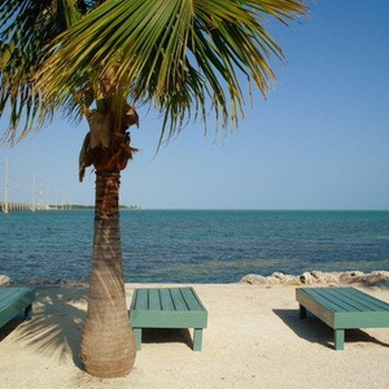 Marathon is located in the heart of the Florida Keys.