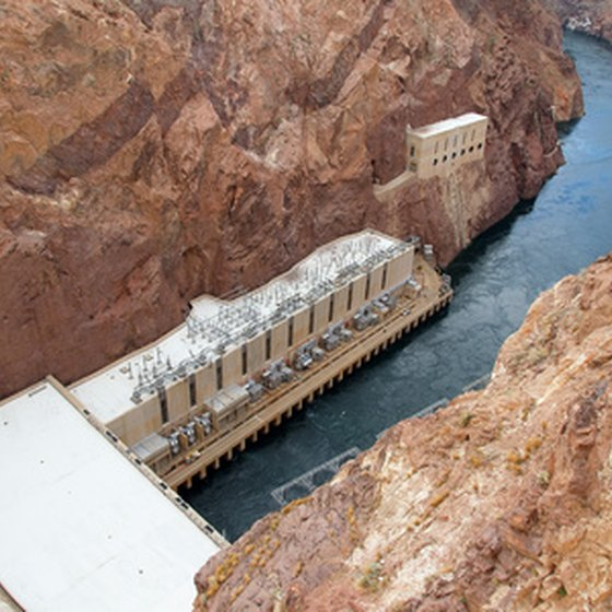 Hotels near Hoover Dam keep you close to your destination.