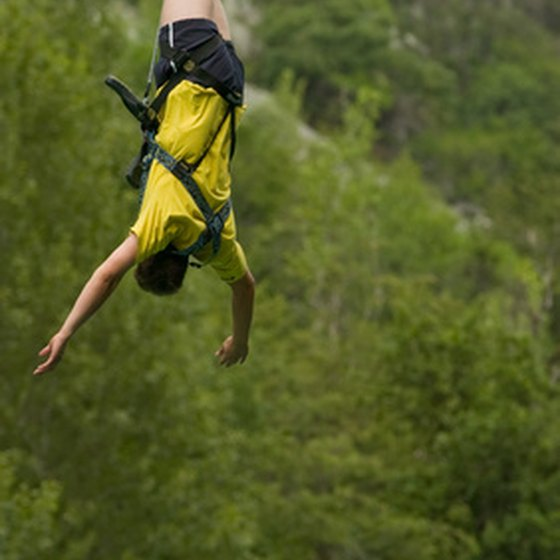 Bungee Jumping in Indiana | USA Today