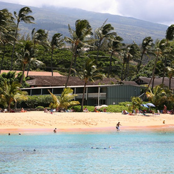 Cruises of Hawaii are especially affordable for West Coast residents.
