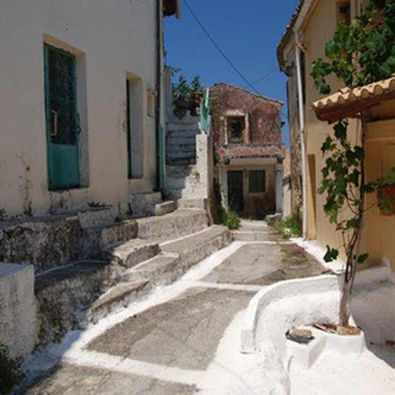 Tours stop at charming Greek and Italian villages.