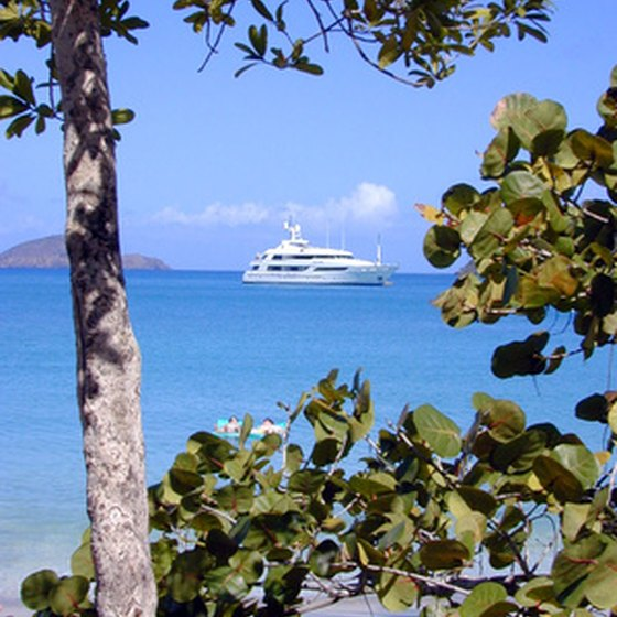 Many Caribbean cruises depart from Miami.
