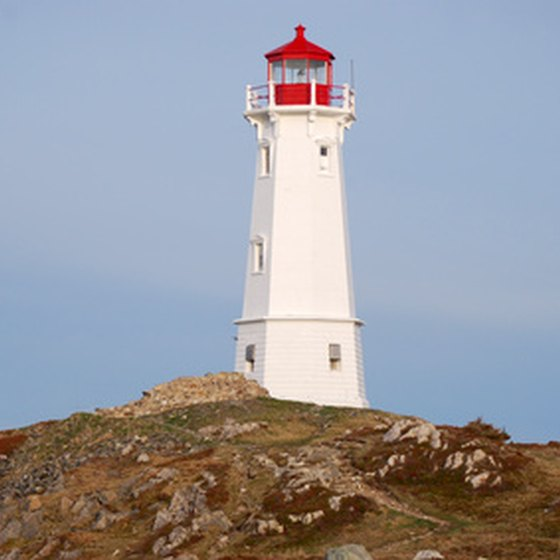 Digby, Nova Scotia's lighthouse