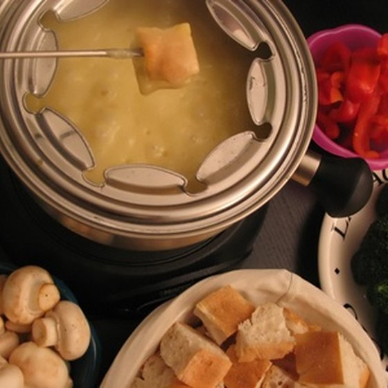 Fondue is one of the many options you will find in Highland Beach