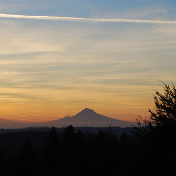 Sandy, Oregon, is considered the gateway to Mount Hood.