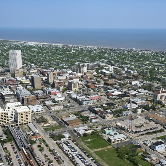 Galveston Island is one of several kid-friendly destinations in Texas.