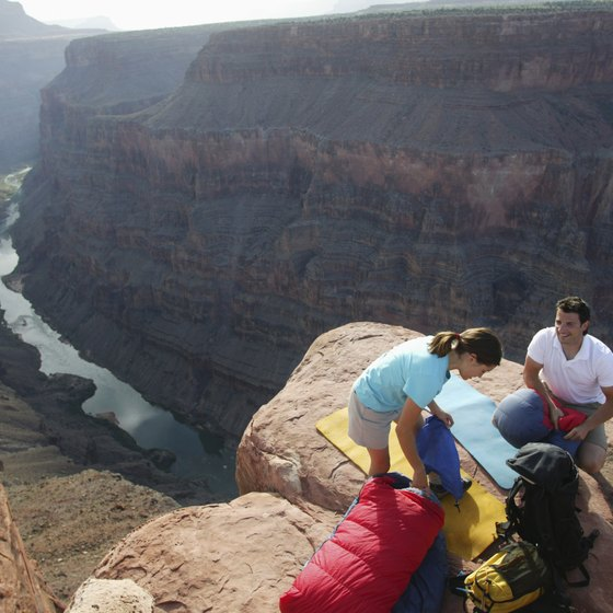 The Grand Canyon is a must-see on any Arizona road trip.