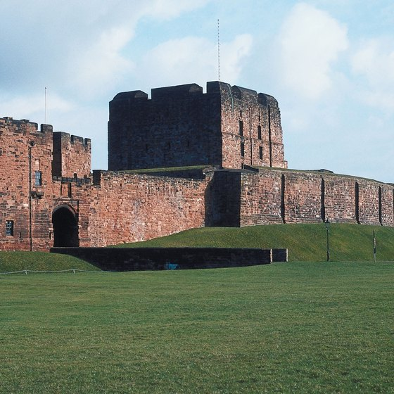 Carlisle, the nearest city to Wigton, has several hotels.