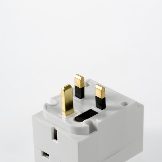 Plug Adapters Take Both Voltage And G Shape Size Into Consideration