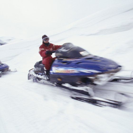 The snowmobile safety certificate program is recommended for all snowmobilers by the Michigan DNR.