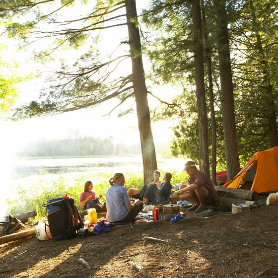 Tent camping is a fun, economical way to explore the great outdoors.