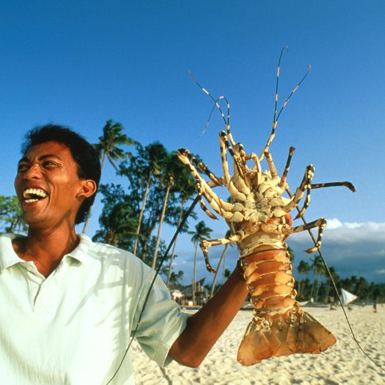 Marine life is abundant -- and tasty -- in Filipino waters.