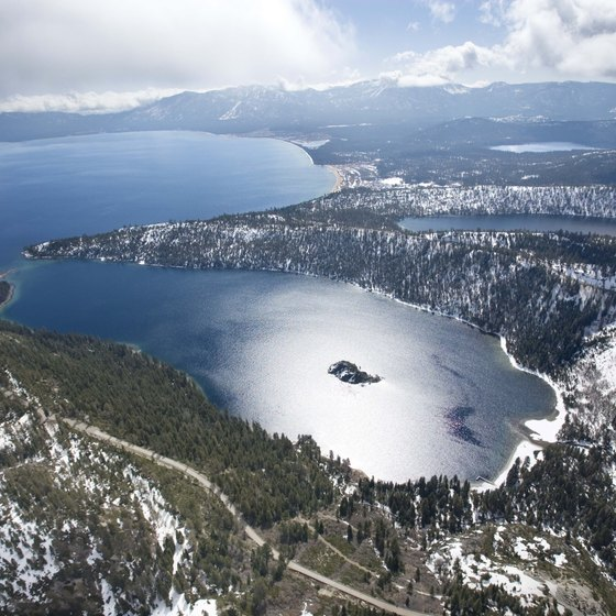 Thousand Trails Snowflower is just 40 miles from Lake Tahoe.