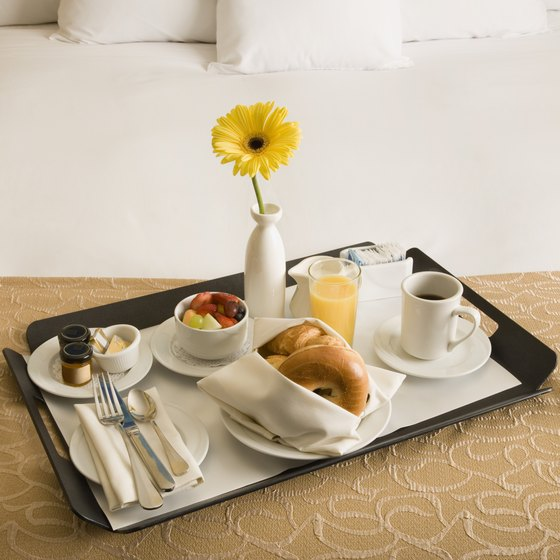 Enjoy complimentary breakfast at one of the hotels in the Browns Summit area.