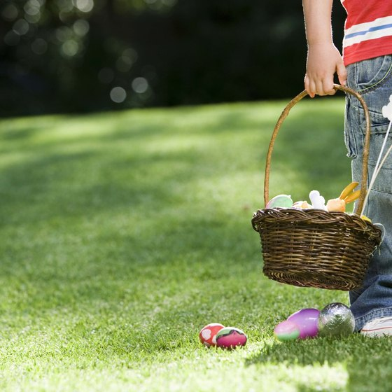 The East Bay abounds with egg hunts.