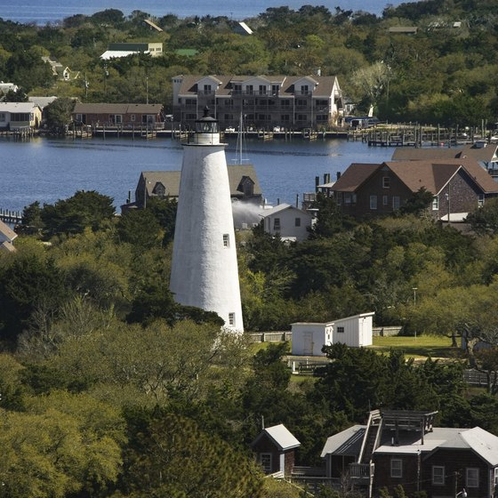 Ocracoke Island offers an escape from hectic day-to-day life.