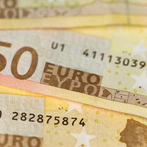 Euro exchange fees can build up over a vacation.