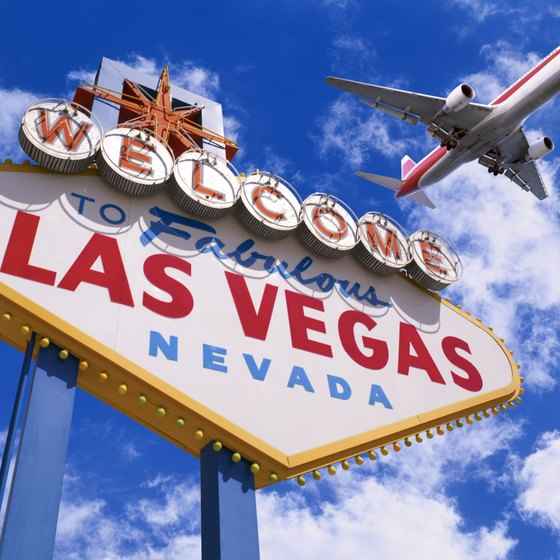 Las Vegas has a wide variety of lodging options.