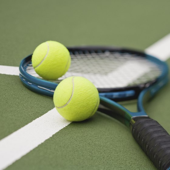The Wimbledon tennis championship series is one of the most famous tennis events in the world.