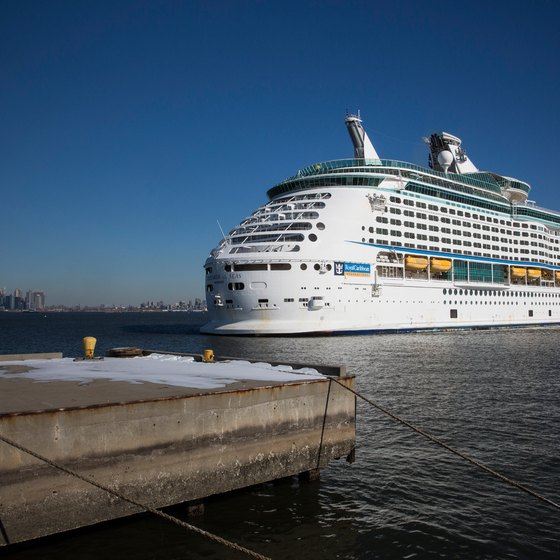 Royal Caribbean is known for having the largest cruise ships at sea.