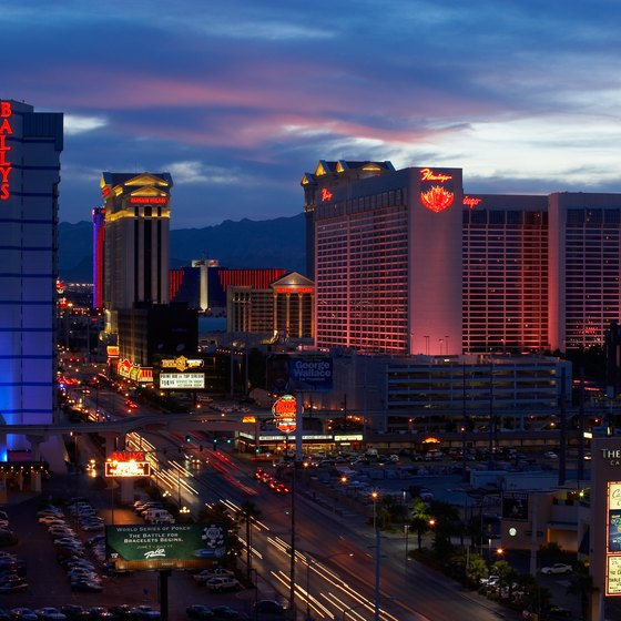 Look to the Strip and beyond for exciting jazz entertainment.