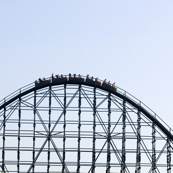 Cedar Point is known for its top thrill rides.