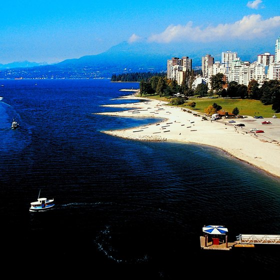 Vancouver, British Columbia, is a lower mainland gem.
