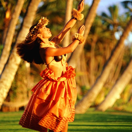 Hawaii is among the options for romantic travel.