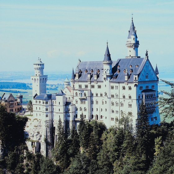 Bavaria, with its fairy-tale castles, is one of Germany's top tourist destinations.