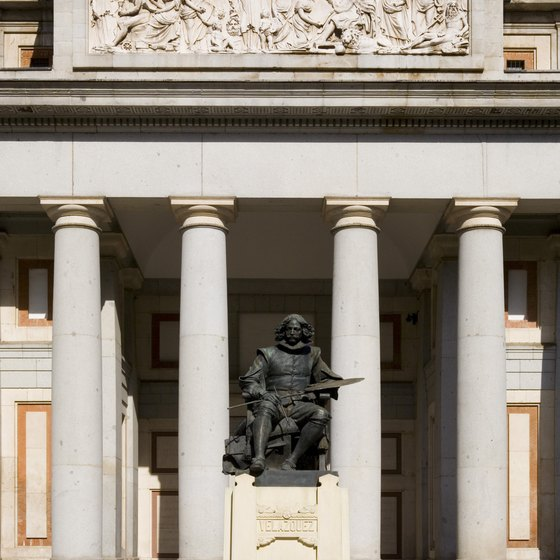 An escorted tour of Spain and Portugal is likely to include a visit to Madrid's Prado museum.