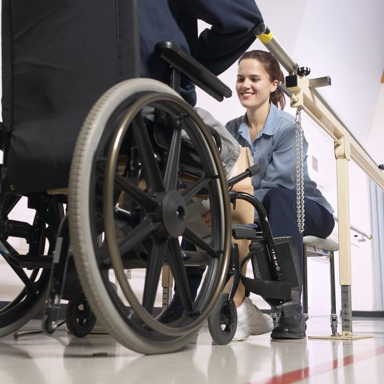 Many hotels and destinations provide facilities and activities for the disabled.
