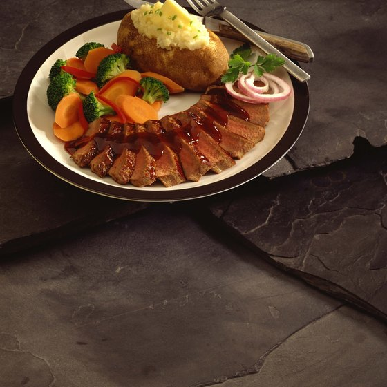 Chateaubriand has been an El Chorro favorite for over 50 years.