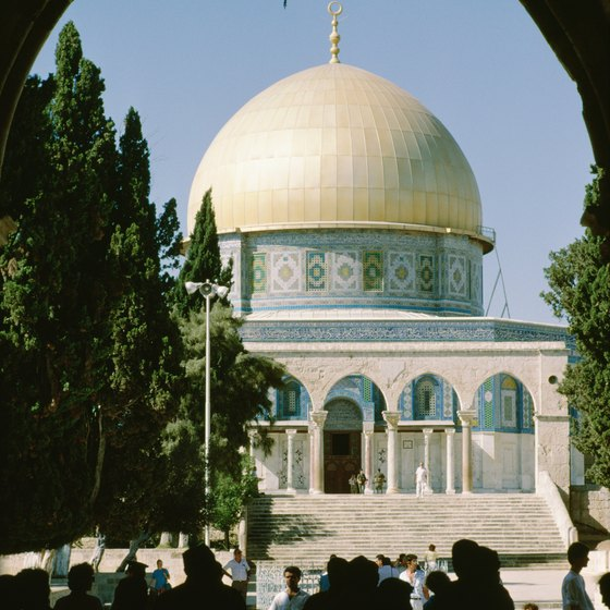 Israel has many religious and cultural sites.