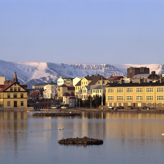 Reykjavik, one of the world's cleanest cities, depends on geothermal energy.