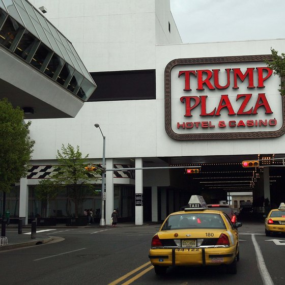 Trump Plaza is just minutes away from the Walk Outlet Mall.