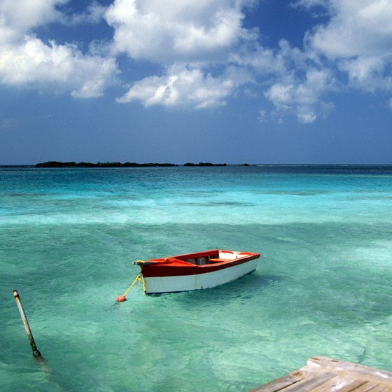 The Caribbean makes for a peaceful, relaxing tourist destination.