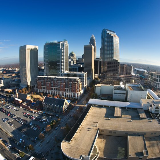 Charlotte is North Carolina's largest city.