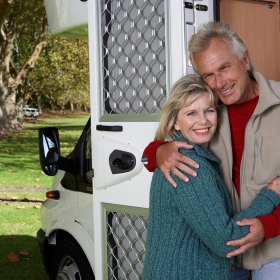 RV campers can choose among three parks in the Marysville, Washington, area.