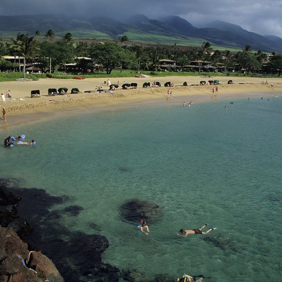 Hawaii makes a great place for a snorkeling vacation.