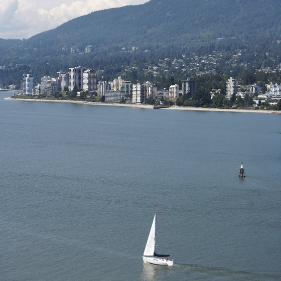 Vancouver is a mix of city, forest and coast that offers a lot for the sightseeing tourist.