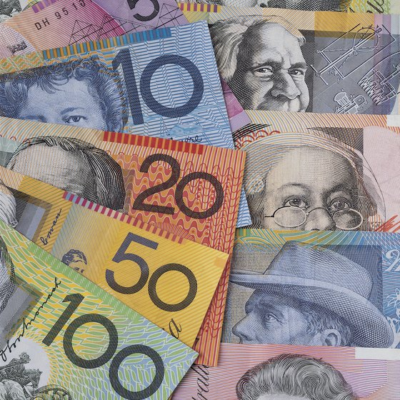 The Reserve Bank of Australia manages the production and issue of currency.