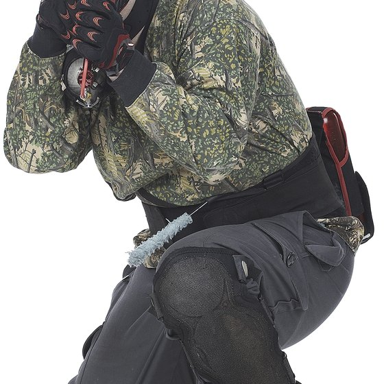 The high-energy sport of paintball is available in the Baltimore area at Route 40 Paintball Park.