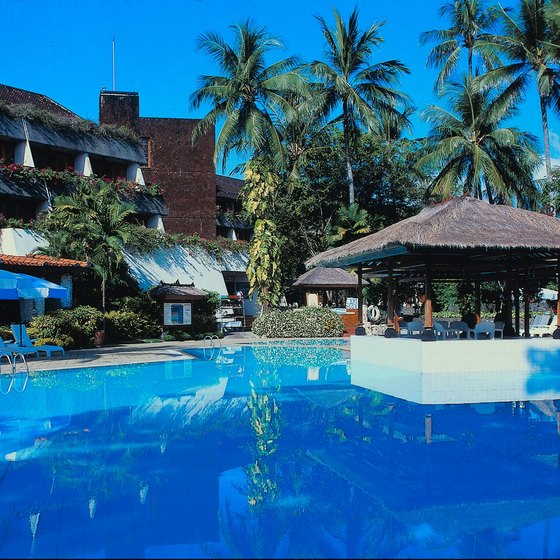 Bali has a wide selection of accommodations for every budget.