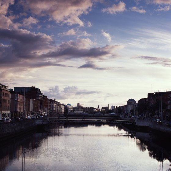Dublin is among the places you'll want to visit while in Ireland.