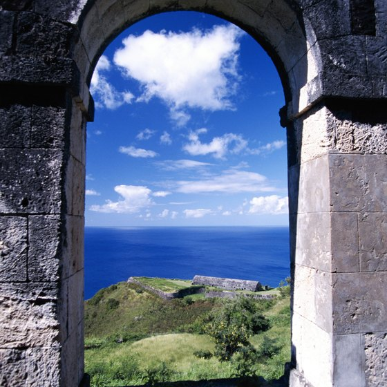 Both islands offer luxury resorts, but St. Kitts is definitely the quieter, less-visited island.