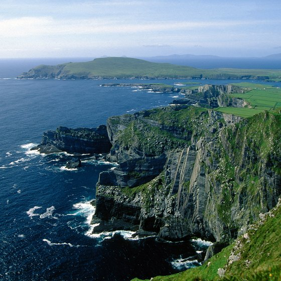 The coast of Northern Ireland offers a perfect venue for a romantic vacation.