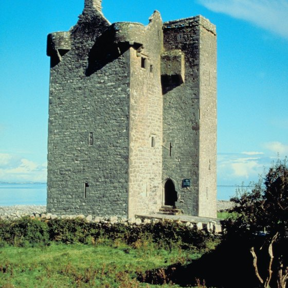 Ireland boasts hundreds of castles, so why not stay in one?